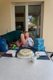 Matthias dritter Geburtstag